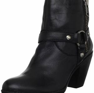 Bandolino Leather Ankle Boots